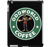 ODDWORLD CAFFE PS1 iPad Case/Skin