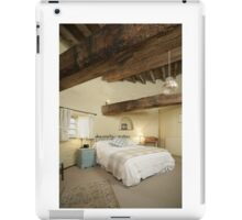 Cley Windmill's Stone Room iPad Case/Skin