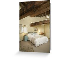 Cley Windmill's Stone Room Greeting Card