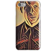 Deckard at Tyrell Corporation - Strings iPhone Case/Skin