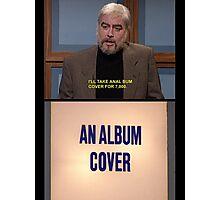 An Album Cover SNL Photographic Print
