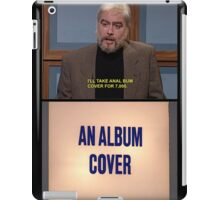 An Album Cover SNL iPad Case/Skin