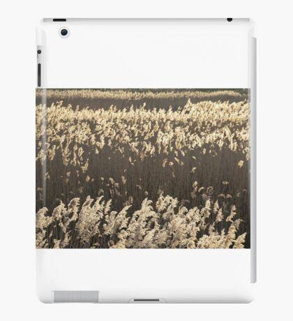 Norfolk Reeds iPad Case/Skin