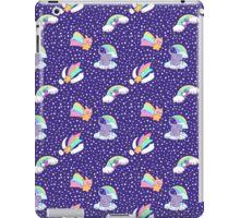 Rainbow Star Animal Pattern iPad Case/Skin