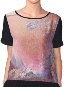 Abstract Landscape - Tobermory Chiffon Top