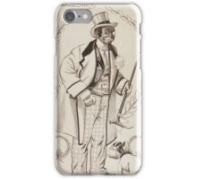 Performing Arts Posters Richards Pringles Famous Georgia Minstrels 0233 iPhone Case/Skin