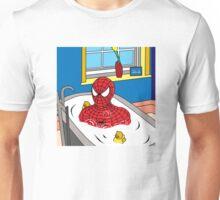 bubble man   Unisex T-Shirt