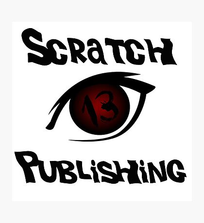Scratch 13 Publishing Logo Photographic Print