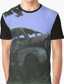 The Turning of the Earth (2) Graphic T-Shirt