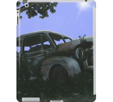 The Turning of the Earth (2) iPad Case/Skin