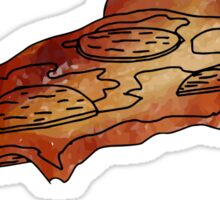Bacon Pizza Sticker