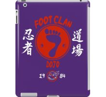 Foot Dojo  iPad Case/Skin