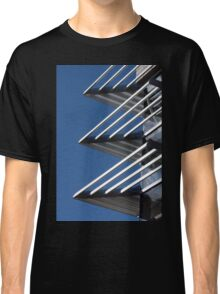 Architectural Detail: Triangles Classic T-Shirt