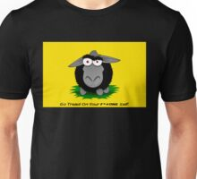 Black Sheep Gadsden Flag Unisex T-Shirt