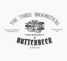 The Three Broomsticks One Piece - Long Sleeve