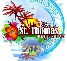 St Thomas USVI by dejava