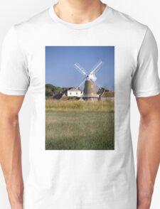 Stunning Panorama of Cley Windmill T-Shirt