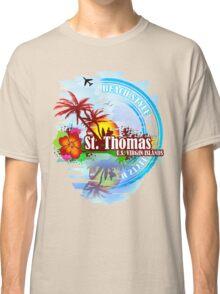 St Thomas USVI Classic T-Shirt