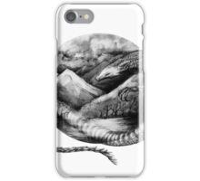 Dragon and the World Bubble iPhone Case/Skin