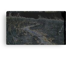 Road to infernum Canvas Print