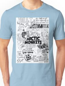 Arctic Monkeys Quotes Unisex T-Shirt