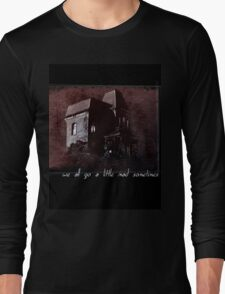 Norman Who?  Long Sleeve T-Shirt