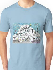 East Lothian Unisex T-Shirt