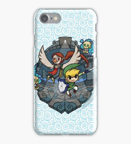 Zelda Wind Waker Earth Temple iPhone Case/Skin