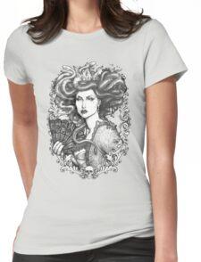 MEDUSA IMPERATRIX MUNDI Womens Fitted T-Shirt