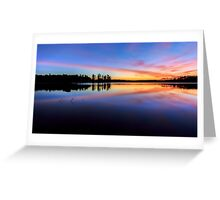 In the Moment Greeting Card