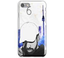 Drake - Watercolors (Blue) iPhone Case/Skin