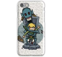 Zelda Wind Waker ReDead  iPhone Case/Skin