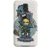 Legend of Zelda Wind Waker ReDead T-Shirt Samsung Galaxy Case/Skin