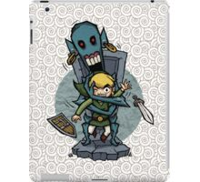 Legend of Zelda Wind Waker ReDead T-Shirt iPad Case/Skin