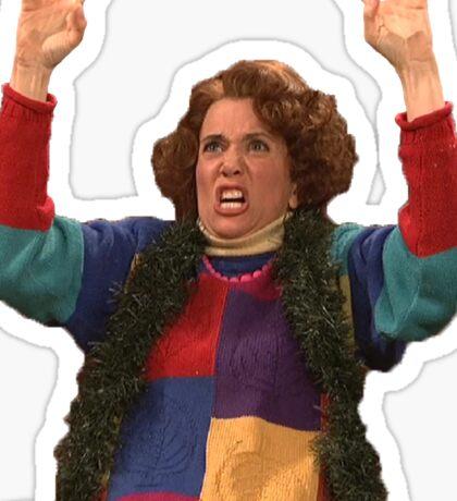 Kristen Wiig: freakin excited  Sticker