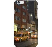 New York City- Soup Man iPhone Case/Skin