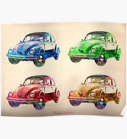 old cars  Poster