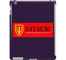 Nike Air Defense Missile System Emblem-Americana iPad Case/Skin