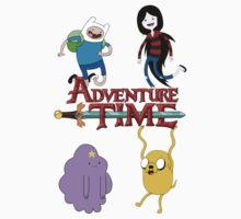 Adventure Time Classic One Piece - Short Sleeve