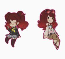 Persona 4 Rise Kujikawa by toifshi