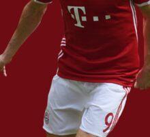 Robert Lewandowski Bayern Munich (phone case & more) Sticker