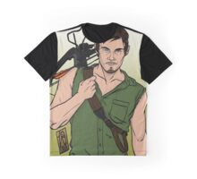 Daryl Dixon S1 Graphic T-Shirt