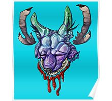 Cursed Jawbone Poster