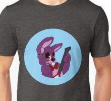 Bonnie the Bunny (FNAF Bubble Collection) Unisex T-Shirt
