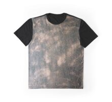 Distressed Wood Graphic T-Shirt