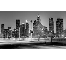 Downtown Los Angeles Skyline Photographic Print