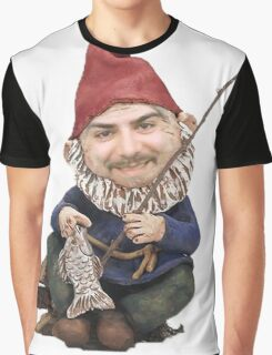 Keemstar the Gnome Graphic T-Shirt