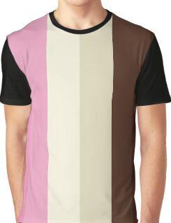 Neapolitan Mood Graphic T-Shirt