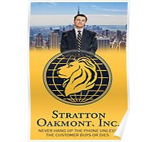 Welcome To Stratton Oakmont  Poster