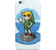 Legend of Zelda Wind Waker Bottle of Milk T-Shirt iPhone Case/Skin